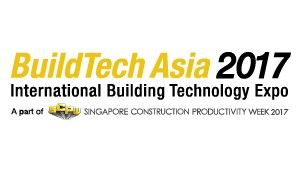 BuildTech Asia 2017, Singapore