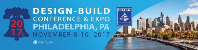 DBIA's Design-Build Conference and Expo, Philadelphia, USA