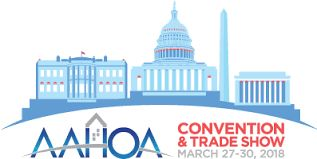 AAHOA 2018 Convention & Trade Show, Oxon Hill, MD, USA