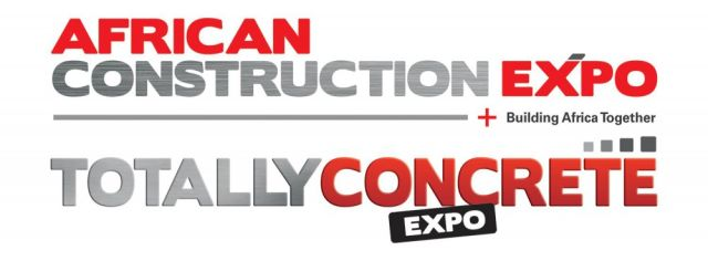 Totally Concrete & African Construction Expo 2017, Johannesburg, South Africa